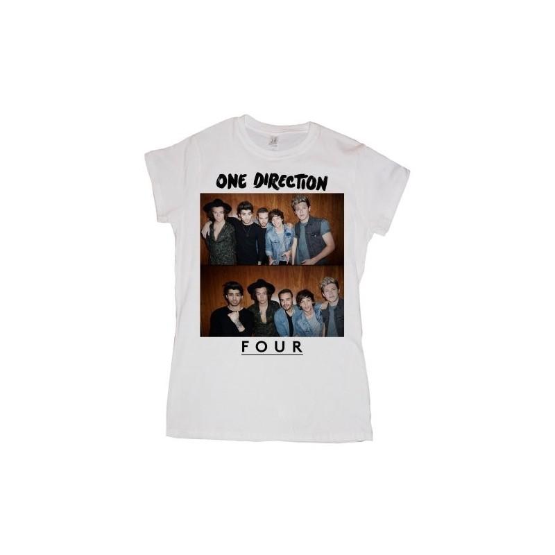 Tricou Damă One Direction Four