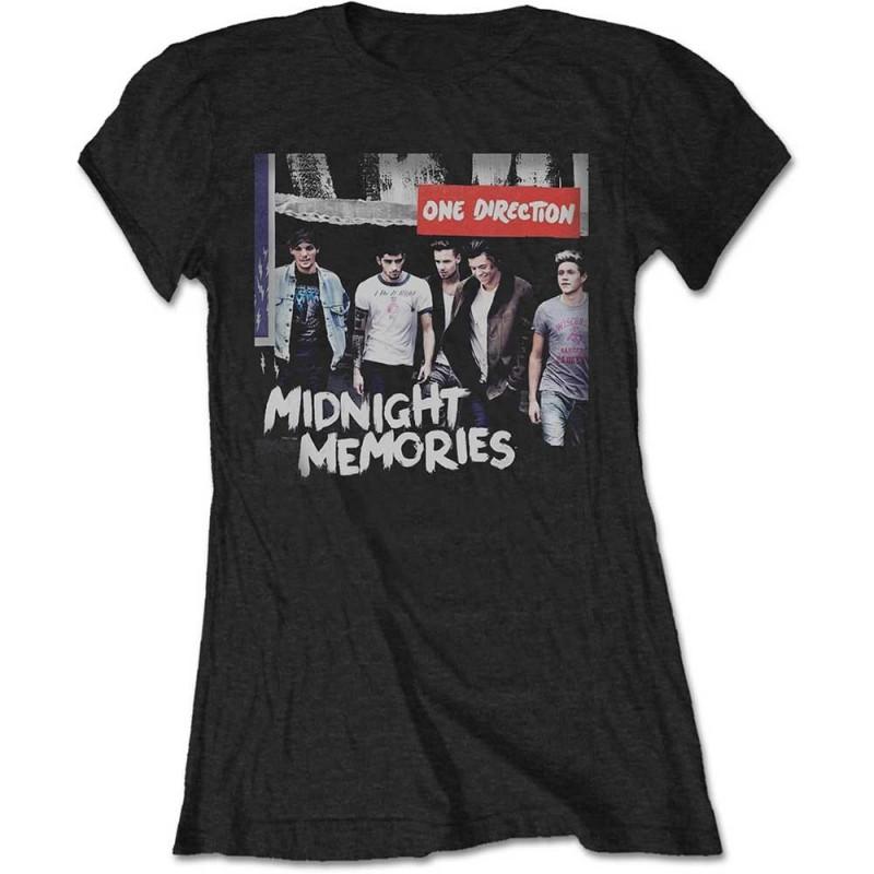 Tricou Damă One Direction Midnight Memories