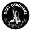 Patch Ozzy Osbourne Blizzard Of Ozz