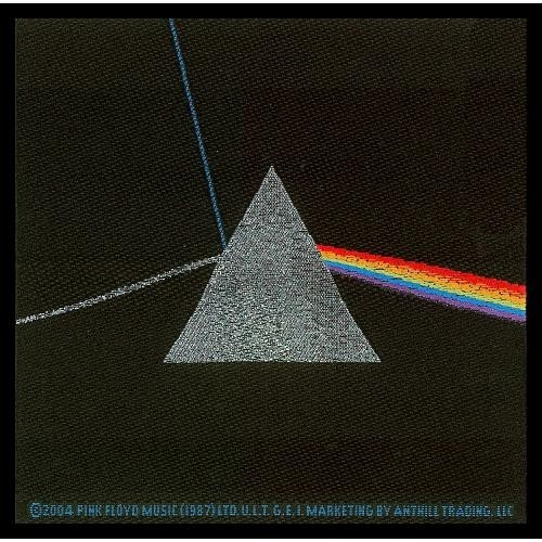 Patch Pink Floyd Dark Side of the Moon
