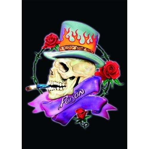 Carte Postală Poison Skull