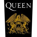 Back Patch Queen Crest