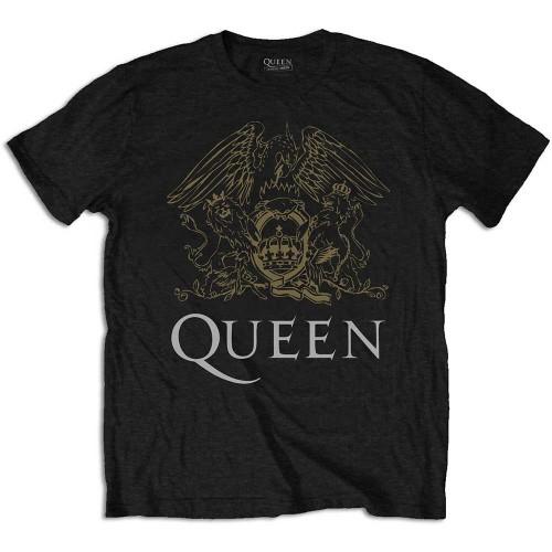 Tricou Queen Crest