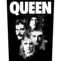 Back Patch Queen Faces