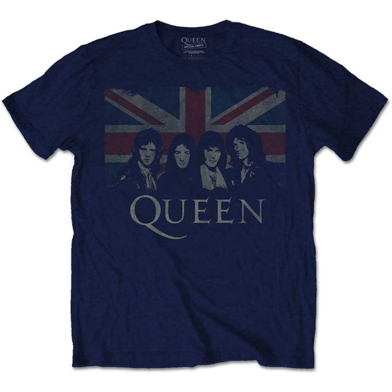Tricou Queen Union Jack