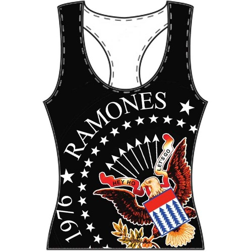 Maiou Damă Ramones 40th Anniversary Seal