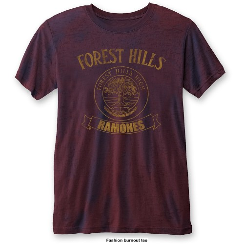 Tricou Ramones Forest Hills