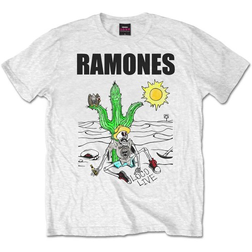 Tricou Ramones Loco Live