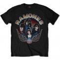 Tricou Ramones Vintage Wings Photo