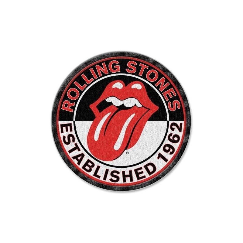 Patch The Rolling Stones Est. 1962
