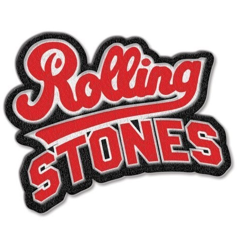 Patch The Rolling Stones Team Logo