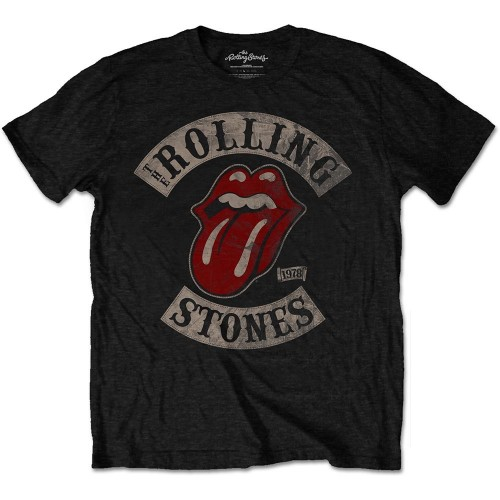Tricou The Rolling Stones Tour 1978