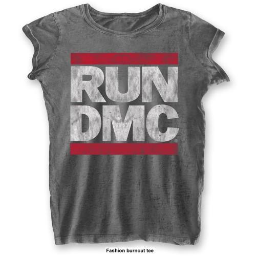 Tricou Damă Run DMC DMC Logo