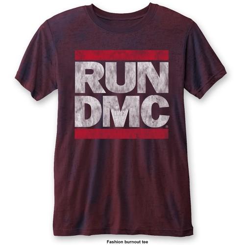 Tricou Run DMC DMC Logo