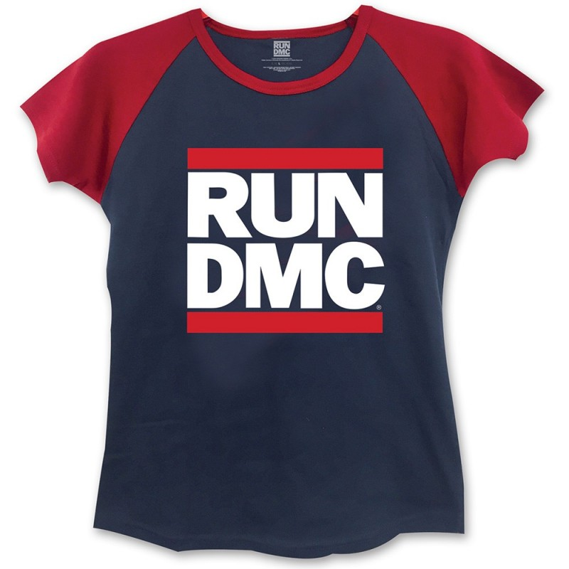 Tricou Damă Run DMC Logo