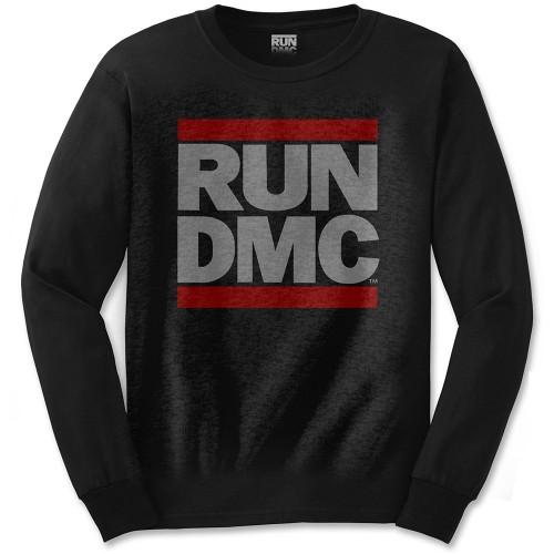 Tricou mânecă lungă Run DMC Logo
