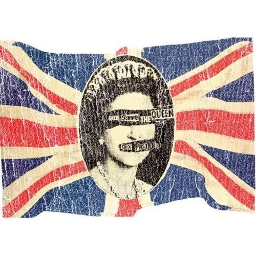 Carte Postală Sex Pistols Union Jack