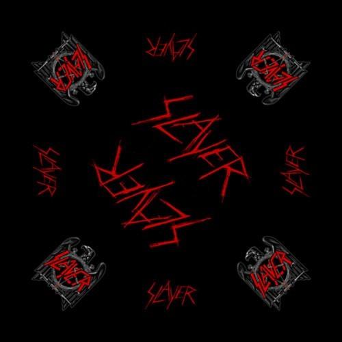Bandană Slayer Black Eagle