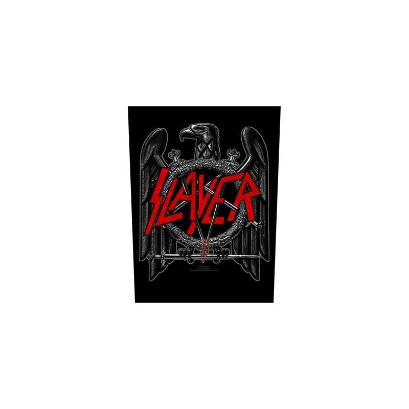 Back Patch Slayer Black Eagle