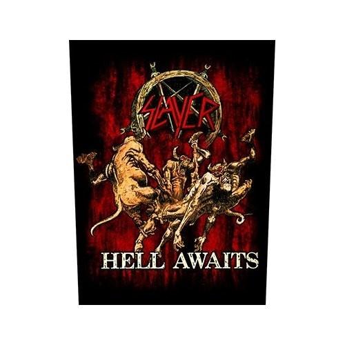 Back Patch Slayer Hell Awaits