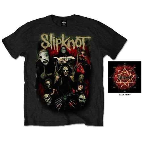 Tricou Slipknot Come Play Dying