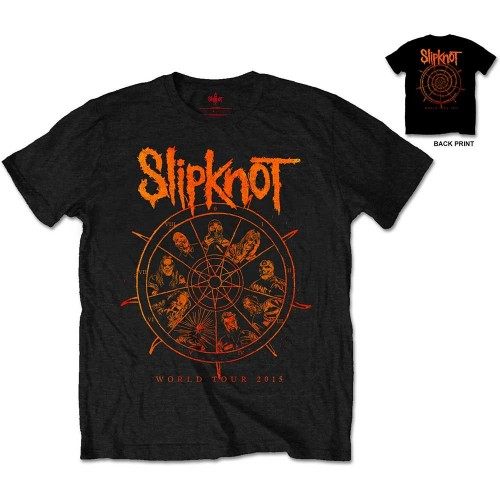 Tricou Slipknot The Wheel