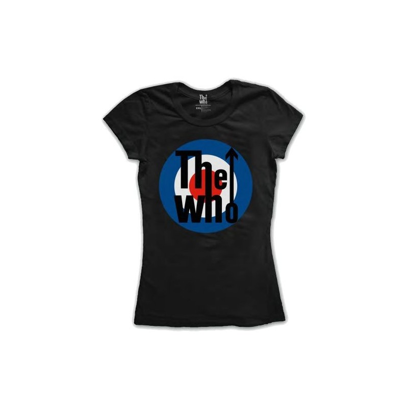 Tricou Damă The Who Target Classic