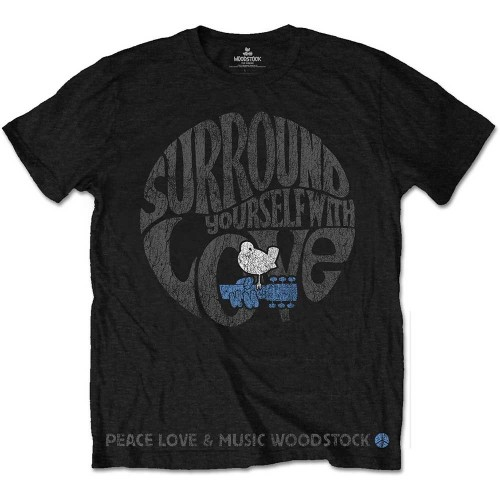 Tricou Woodstock Surround Yourself