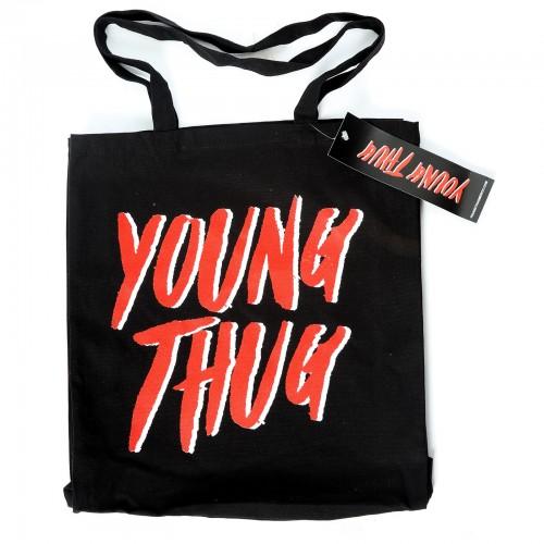 Geantă Young Thug Logo