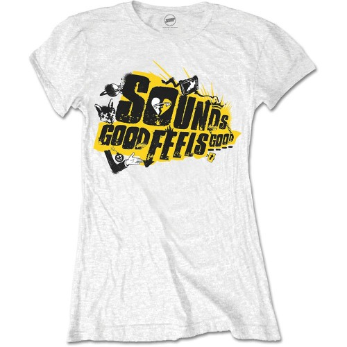 Tricou Damă 5 Seconds of Summer Sounds Good Album