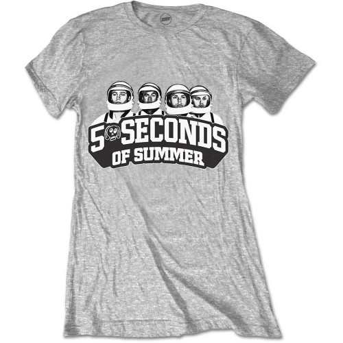 Tricou Damă 5 Seconds of Summer Spaced Out Crew