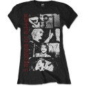 Tricou Damă 5 Seconds of Summer Photo Stacked