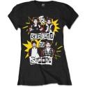 Tricou Damă 5 Seconds of Summer Punk Pop Photo