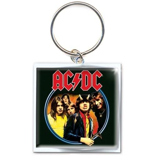Breloc AC/DC Devil Angus