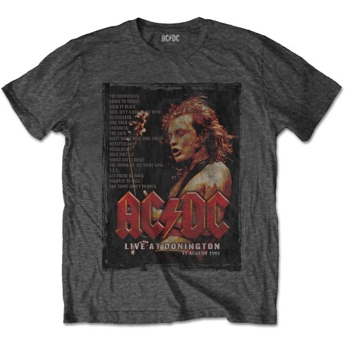 Tricou AC/DC Donington Set