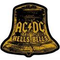 Patch AC/DC Hells Bells Cut Out
