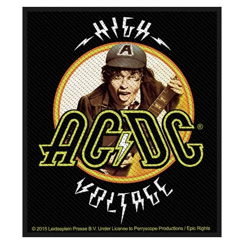 Patch AC/DC High Voltage Angus