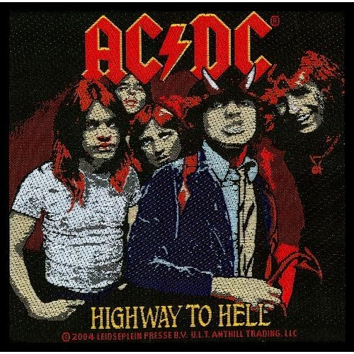 Patch AC/DC Highway to Hell