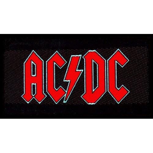 Patch AC/DC Red Logo