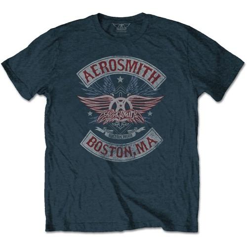 Tricou Aerosmith Boston Pride