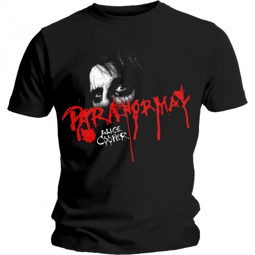 Tricou Alice Cooper Paranormal Eyes