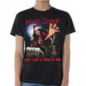 Tricou Alice Cooper Santa Claws