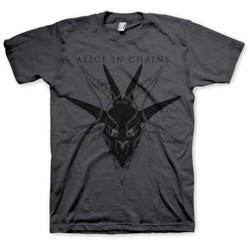 Tricou Alice In Chains Black Skull