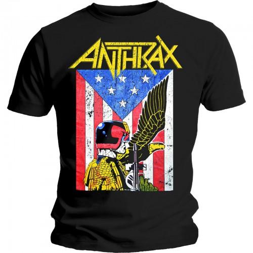Tricou Anthrax Dread Eagle