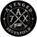 Back Patch Avenged Sevenfold A7X