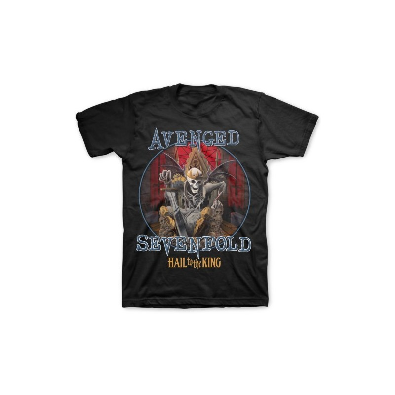 Tricou Avenged Sevenfold Deadly Rule