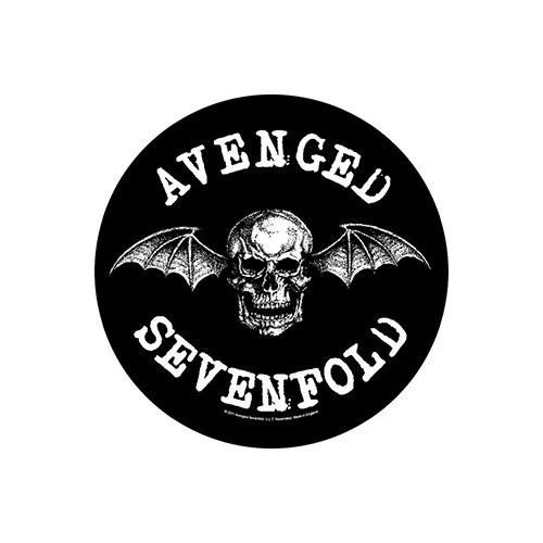 Back Patch Avenged Sevenfold Death Bat