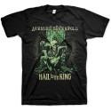 Tricou Avenged Sevenfold Hail to the King En Vie