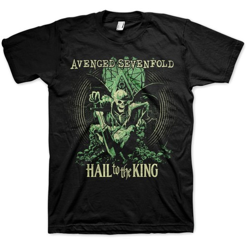 Tricou Avenged Sevenfold Hail to the King En Vie