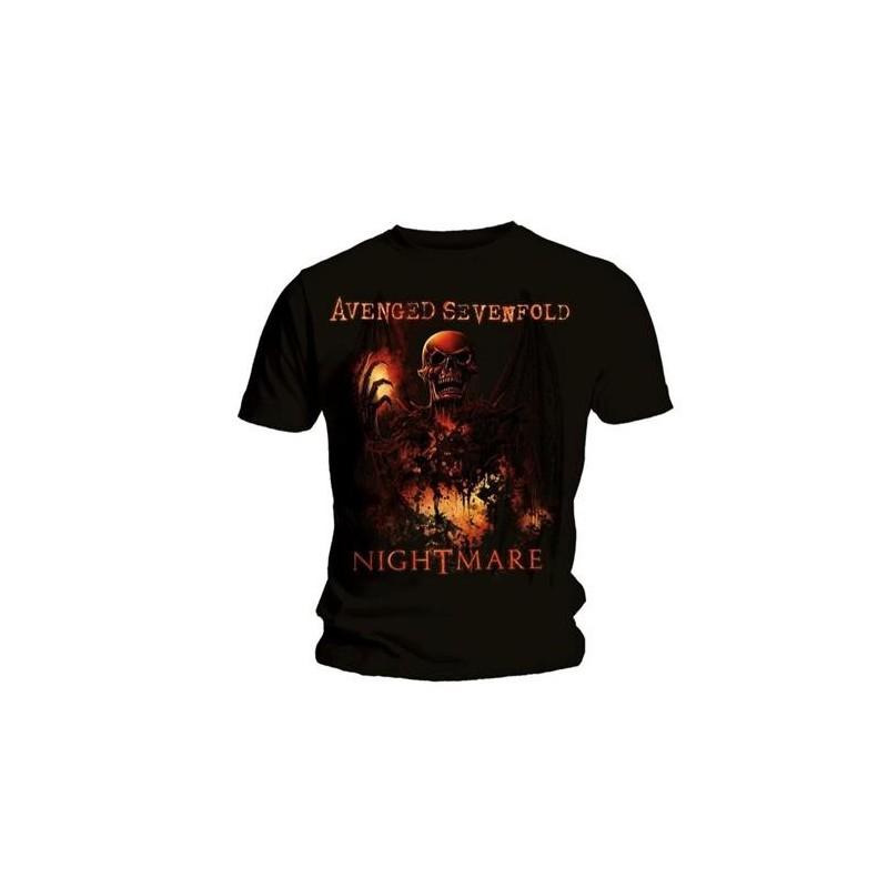 Tricou Avenged Sevenfold Inner Rage